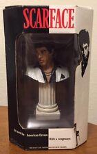Scarface Al Pacino Bust Tony Montana Statue 2005 Mezco Figure Figurine Movie
