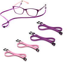 Eye Glasses String Strap Holder Adjustable Retainer Cord Sunglasses Lanyards 4pc