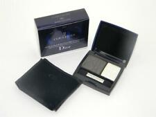 Dior 2 Couleurs Matte & Shiny Duo Eyeshadow 065 Black Out Look New In Box