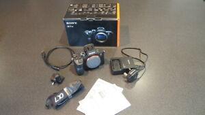 Sony A7Riii 42 Meg camera.   Pristine, virtually unused. Shutter count 828.