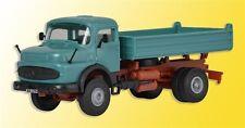 Kibri 14030MB Camión Capó REDONDEADO CON kipp-pritsche, kit construcción, H0