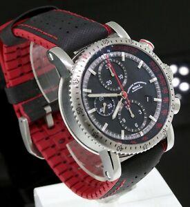 Muhle Glashutte Teutonia Sport I Chronograph SS 42mm Automatic Watch M1-29-60