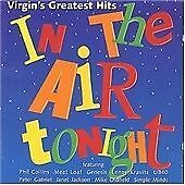 IN THE AIR TONIGHT - VARIOUS - 2 X CD SET - PHIL COLLINS / UB40 / MIKE OLDFIELD