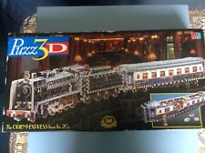 MB Puzz 3D Jigsaw Puzzle - The Orient Express - 769 Pieces - with Instructions.