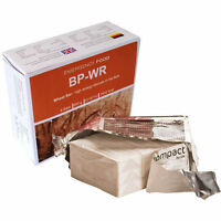 BP-WR Emergency Food Ration Wheat Bar British NATO Army Outdoor Survival Prepper