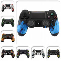 Custom Patterned Designed Front Shell Cover for PS4 Pro Slim Controller JDM-040