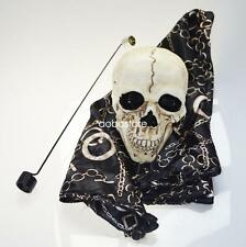 Zombie Floating Skull Close Up magic Tricks Stage & Street Magic Props Comedy