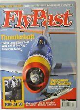 FlyPast magazine. No. 321, April, 2008. Buccaneer Half-Century. Thunderbolt.