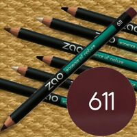 Zao Make-up 611 PURPUR Stift Eyeliner Lipliner Eyeshadow Naturkosmetik bio fair