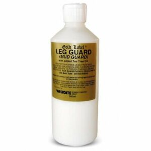 Gold Label Leg Guard Horse Mud Guard 500ml