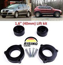 "Lift Kit for VW Tiguan Golf, Jetta, Passat, Touran 1,2"" 30mm strut spacers"