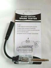 Zündfunkentester Universal Tester Zündung Zündstrom Spark In-Line ignition