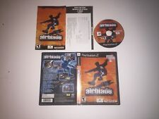 AirBlade PlayStation 2 PS2 3 PS3 TESTED VERY GOOD COMPLETE Air Blade Board