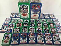 Lot of 39 1997 1998 Donruss Preferred Tins Ken Griffey Jr. Alex Rodriguez Jeter