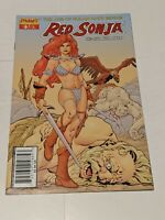 Red Sonja She-Devil With A Sword #18 2007 Dynamite Entertainment Comics VARIANT