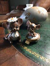 Josef Originals Japan Mouse Village Figurines