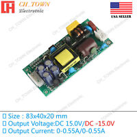 Double Road +- 15V 17W Switching Power Supply Buck Converter Step Down Module