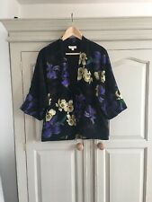 Monsoon Jacket Size Small Floral Wedding Party