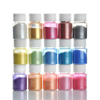 Slime Powder, DIY Mica Powder, Natural Powder Pigments, for Adhesive Pigments,