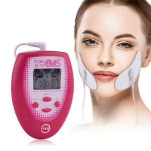Electrotherapy Device Face Slimmer, Face Lift Pulse Face Massager Jaw Exerciser