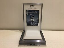 Used - Display IWC LAUREUS Expositor - Wood and Steel  - 20 x 22 x 30 cm - Usado