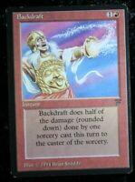 MTG - Backdraft - Magic The Gathering Legends - LP