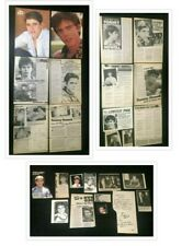 C. Thomas Howell Tommy COLLECTION of MAGAZINE CLIPPINGS Pin-Up & Articles 80's