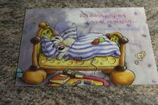 Diddl Postkarte *Nr: 13a* Effektkarte 13 a Wackelkarte