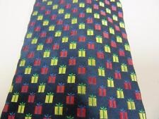 Eagle Shirtmakers Gift Boxes Silk Necktie Tie Presents Christmas Blue Red Yellow