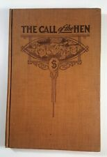 The Call of the Hen by Walter Hogan 3rd Edition 1916