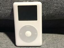(AS) APPLE iPOD CLASSIC 4TH GENERATION MODEL A1019 WINDOW VERSION-RARE 20GB