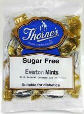 Everton Mints Sugar Free - Sugar Free Hard Boiled Sweets  - 2x100g Prepacked Bag