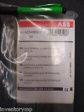 ABB 1SDA054969R1 LTC T5 4p TERMINAL COVERS LOW. Brand New!