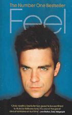 Feel: Robbie Williams by Chris Heath (Paperback, 2005) Like  new, free shipping