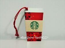 "Starbucks CHRISTMAS ""MINI RED CUP"" (2013) Gift Card"