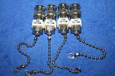 POMONA 3840 BNC RESISTOR TERMINATED 75 Ohm - w/chain