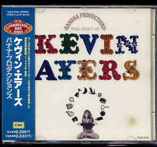 Kevin Ayers Banana Productions The Best of Japan CD w/ob TOCP-6793