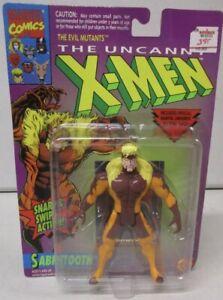 ToyBiz Vintage Uncanny X-Men Sabretooth 1993 action figure