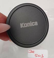 Original Konica Objektiv Front-Deckel Lens Cap A53 53 53mm Japan Ad503/20