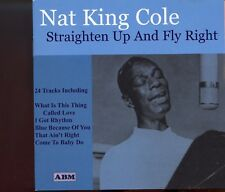 Nat King Cole / Straighten Up And Fly Right