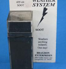 Bragdon Weather System 64  2oz. Large Weathering Color Soot Black