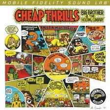 Big Brother and the Holding Company + + 2 LP 180g+45 RPM +++ MFSL 2-453+ + NUOVO OVP +++