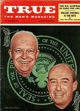 1956 True November - America's most honored Traitor; Castration fears; Football