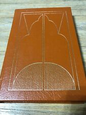 Easton Press President HERBERT HOOVER A Biography by Eugene Lyons Leather Book