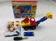 Rare Vintage 1992 1994 Lego Duplo Toolo 2920 Digger Set - W/ Instruction