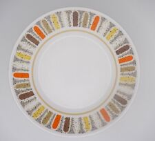 Mardi Gras 9019 by Noritake Progression VTG 5 pc Fruit Bowls Multicolor Stripes