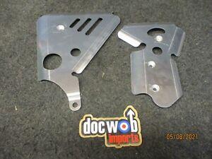 Honda CR250 1991 Doc Wob Superlite alluminium frame guards CR5569