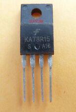 KA78R15  Fairchild Semiconductor LOW DROPOUT VOLTAGE REGULATOR