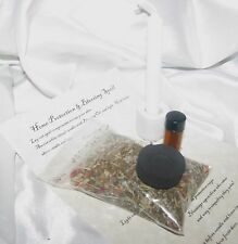Home Protection and Blessing Kit  Wicca Pagan Hoo Doo