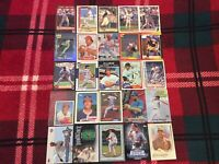 HALL OF FAME Baseball Card Lot 1971-2020 FERGIE JENKINS STARGELL SEAVER BENCH +
